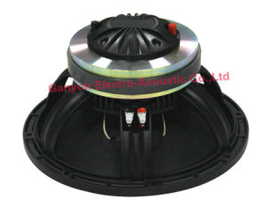 "Gw-1203cxa 12"" 450W Coaxial Loudspeaker for Monitor Speaker pictures & photos"
