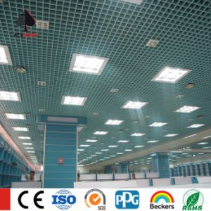 2017 Artistic Eco-Friendly Aluminum Grid Ceiling for Malls pictures & photos