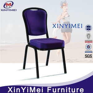 Hotel Metal Dining Chair for Sale (XYM-A018) pictures & photos