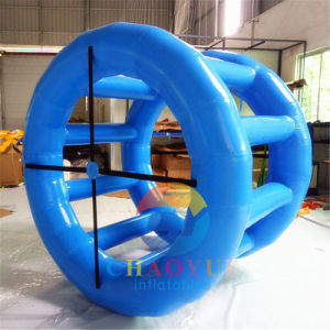 Colorful Inflatable Water Roller Ball for Swimming Pool pictures & photos