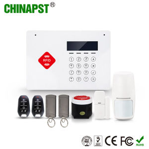 Smart Home Burglar Wireless GSM RFID Alarm with APP (PST-G66B) pictures & photos