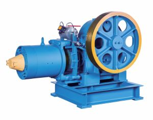 Traction Machine of Elevators (YJ160) pictures & photos