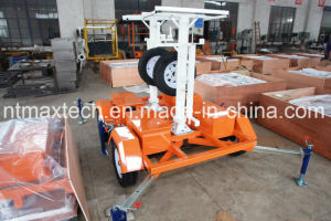Movable Automated Flagger Traffic Signal Light Trailer pictures & photos