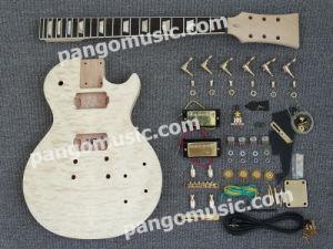 Pango Lp Standard DIY Electric Guitar Kit / DIY Guitar (SDD-382) pictures & photos