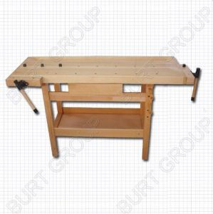 Wooden Bench with Firm Construction and Soild Clamp German Beech Material (WB-13R) pictures & photos