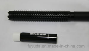 Fuyuda Police Security Baton Military Uniform Baton Tactical Flashlight Bat Baton with Tear Gas pictures & photos