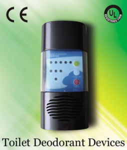 Ozone Air Purifier for Toilet