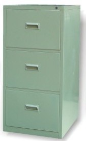 Good Quality 3 Drawers Storage Steel Filing Cabinet (SFC102) pictures & photos