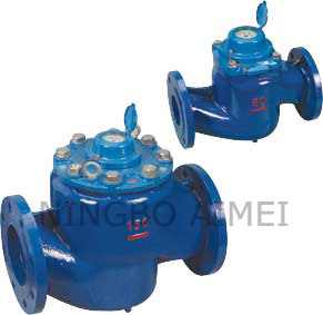 Upright Rotary Vane Removable Water Meter (LCLC-50-150) pictures & photos