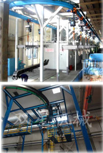 Hook Tpye Shot Blasting Machine pictures & photos