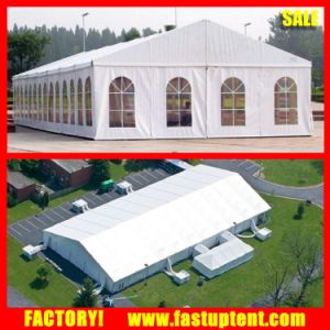 30X50 Clearspan Aluminum Structure Warehouse Tents with Rolling Door pictures & photos