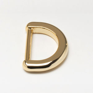 High Quality Rose Gold Metal Buckle for Bags pictures & photos