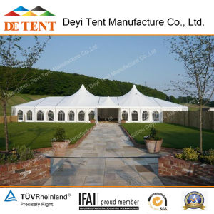 2017 High Quality Outdoor Tent with Special Roof pictures & photos