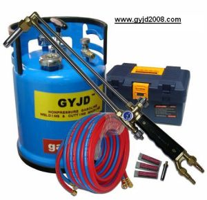 Gyjd Non-Pressure Handgrip Oxy-Gasoline Flame Cutting Torch Outkit (GY100)