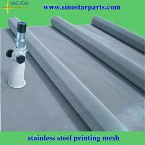 Stainless Steel Wire Mesh Printing Screen pictures & photos