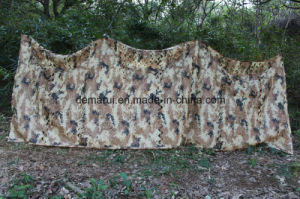 Custom Camo Mesh for Shooting pictures & photos