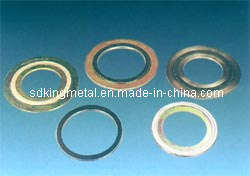 Metal Oval Ring Joint 300lbs Gasket pictures & photos