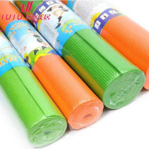 Fashion pvc foam yoga mat