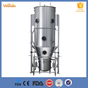 GMP Ce Fluid Bed Dryer Pharmaceutical Machinery