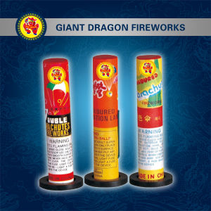 Double Parachute Fireworks Gd3405 pictures & photos