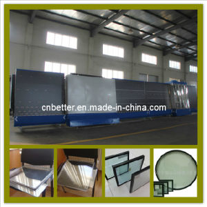 China Better Brand Insulating Glass Procssing Line / Vertical Full-Automatic CNC Insulated Glass Production Line