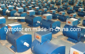 Single Phase Brush Synchronous Generator pictures & photos