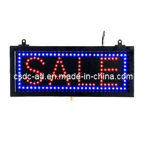 LED Punching Luminous Open Sign