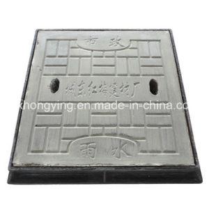 Square Steelfiber Concrete Sewer Cover