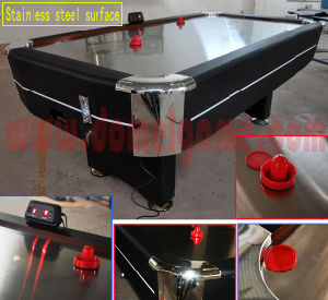 Stainless Steel Surface Air Hockey Table (DHT8A08S) pictures & photos