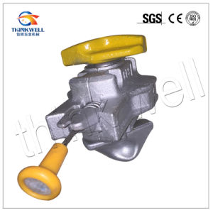 Forged Container Lashing Shaft Semi Automatic Twistlock pictures & photos