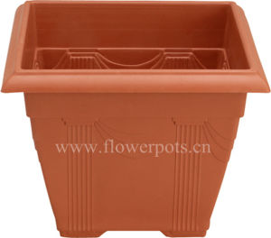 Square Planter Garden Pot (KD4302) pictures & photos