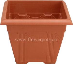 Square Planter Garden Pot (KD4302) pictures & photos