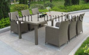 Garden Chair and Table Set (LN-048) pictures & photos