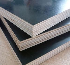 Black Film Faced Plywood (FFP-HT003B) pictures & photos