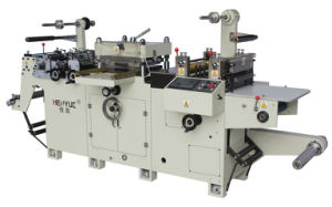 MQ-320M Adhesive Label Die Cutting Machine