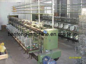 Polypropylene Fibrillated Rope Making Machine