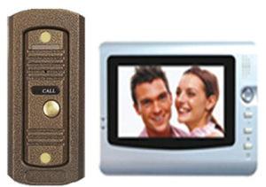 7′′ Color Handfree Video Door Phone