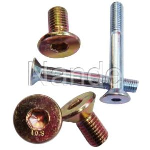 Inner Hex Bolt (DIN7991) pictures & photos