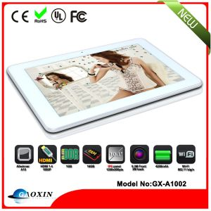 Tablet PC10 Inch Andriod (GX-A1004)