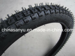 Motorcycle Tire (3.00-23, 3.00-25, 3.00-27, 3.00-21, 3.00-19, 3.00-18, 3.00-17, 3.00-16, 2.75-21, 2.75-14, 2.50-18, 2.50-17, 2.50-16)
