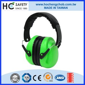 CE ANSI Approval ABS Workplace Hearing Protection Ear Muff