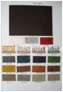 PU Leather for Shoes pictures & photos
