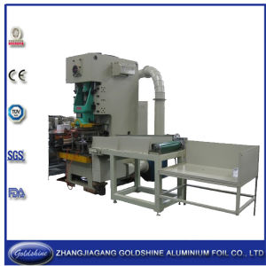 High-Quality Aluminum Foil Container Production Line (JF21-45T) pictures & photos