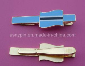 Custom Tie Clip, Metal Tie Bar (ASNY-JL-tie clip-130606) pictures & photos