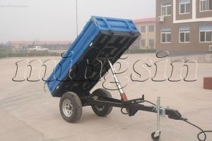 Trailer of 18-22HP Walking Tractor 7c-1.5y pictures & photos