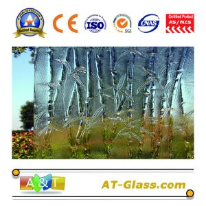 3~8mm Clear Patterned Glass Furniture Glass Window Glass pictures & photos
