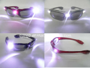 2011 Fashionable LED Party Flashing Glasses (QY-LS101) pictures & photos