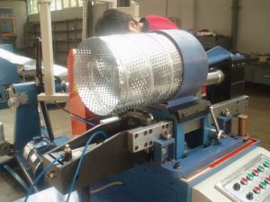 Filter Tube Making Machine (FCT-500)