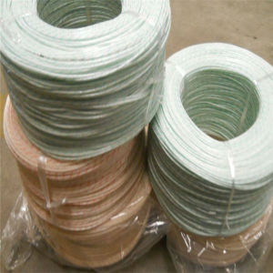 PVC Coated Braided Fiberglass Sleeve