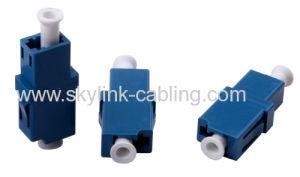LC-LC PC Simplex Fiber Optic Adaptor- Fiber Adaptors- Fiber Connectors pictures & photos